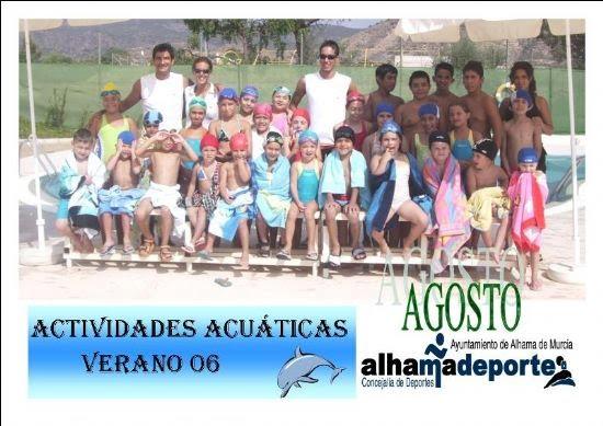 Nuevos cursos de waterpolo, relajación y fibromialgia en la piscina cubierta, Foto 2