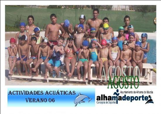 Nuevos cursos de waterpolo, relajación y fibromialgia en la piscina cubierta, Foto 3