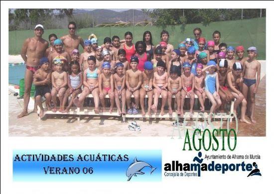 Nuevos cursos de waterpolo, relajación y fibromialgia en la piscina cubierta, Foto 4
