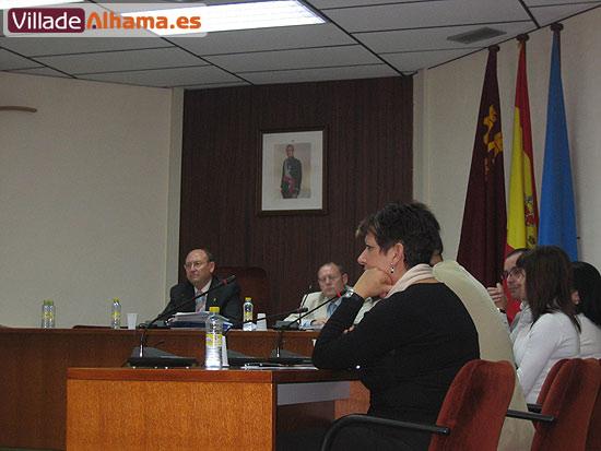Convocatoria de  la  sesión ordinaria  del pleno del Ayuntamiento, Foto 1