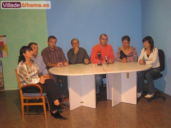 Rueda de prensa de los 7 ex concejales del PP., Foto 2