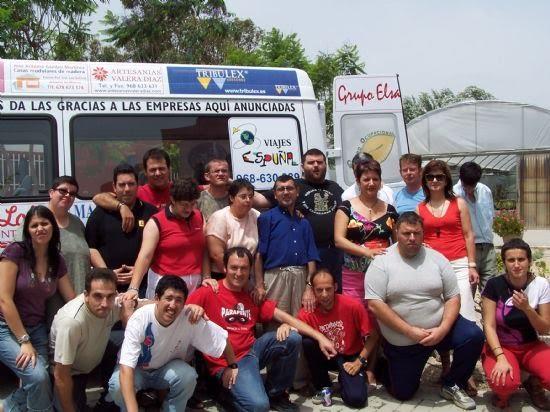 El Centro Ocupacional Las Salinas disfruta de un nuevo vehículo para el transporte de sus alumnos, Foto 2