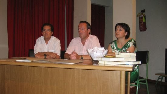 El concejal de educación de Totana asiste a la clausura del curso del centro de educación de adultos del bajo Guadalentín, celebrada en Alhama , Foto 2