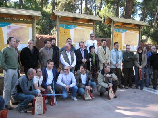 Sierra Espuña dispone de once nuevos senderos, Foto 4