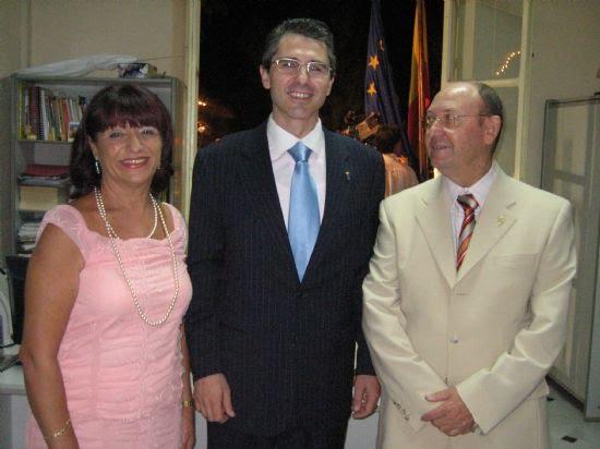 Pablo Blesa ofreció un pregón festivo para dar el inicio oficial a las Fiestas Patronales de Alhama , Foto 1