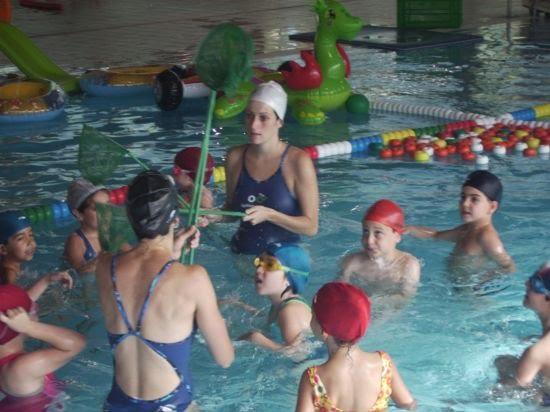 La gestión de la piscina cubierta la sitúa como referente regional – Iniciado el curso, el 8% de la población hace uso de las instalaciones, Foto 1
