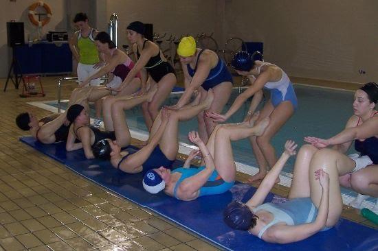 La gestión de la piscina cubierta la sitúa como referente regional – Iniciado el curso, el 8% de la población hace uso de las instalaciones, Foto 4