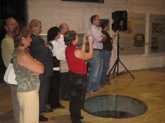 El Centro Arqueológico Los Baños acoge una exposición sobre el Proyecto Castrum , Foto 2