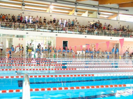 La Piscina Cubierta acoge el próximo fin de semana la primera jornada de la liga de natación de la región, Foto 1