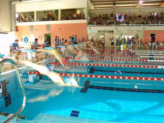 La Piscina Cubierta acoge el próximo fin de semana la primera jornada de la liga de natación de la región, Foto 3