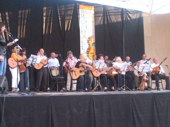 Seis rondallas de Alhama se reúnen en el VII Encuentro de Rondallas Mayos 2006, Foto 1