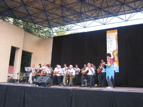 Seis rondallas de Alhama se reúnen en el VII Encuentro de Rondallas Mayos 2006, Foto 2
