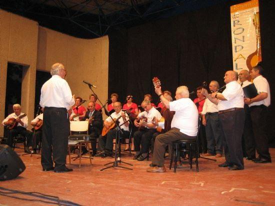 Seis rondallas de Alhama se reúnen en el VII Encuentro de Rondallas Mayos 2006, Foto 3