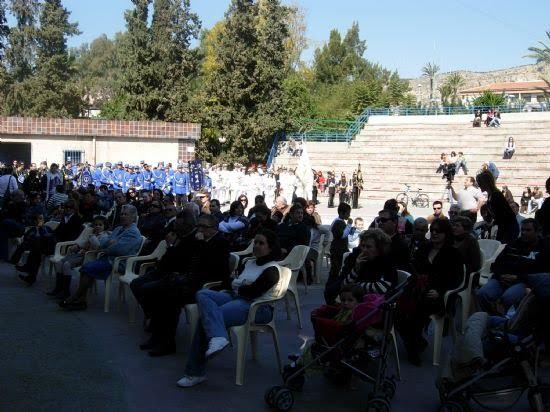 Las bandas de los cinco pasos locales muestran su buen hacer en el VIII Certamen celebrado en el Auditorio Municipal , Foto 5