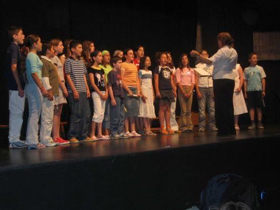 El II Encuentro de Corales de Niños reunirá a unos 150 alumnos de diversos centros de la región , Foto 1