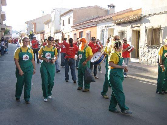 El Cocotazo gana el concurso de carrozas 2006, Foto 1