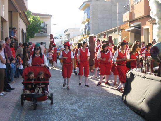 El Cocotazo gana el concurso de carrozas 2006, Foto 3