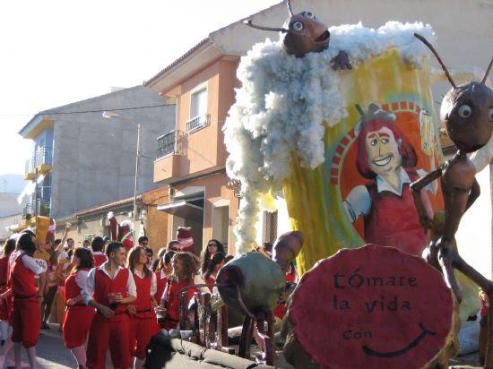 El Cocotazo gana el concurso de carrozas 2006, Foto 4