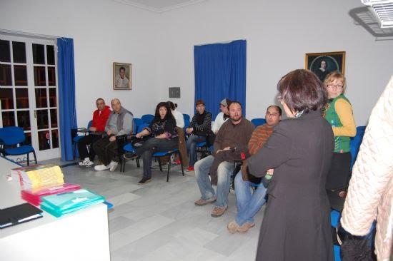 La sala de Audiovisuales del Centro Cultural Plaza Vieja acoge un curso dirigido al voluntariado, Foto 2