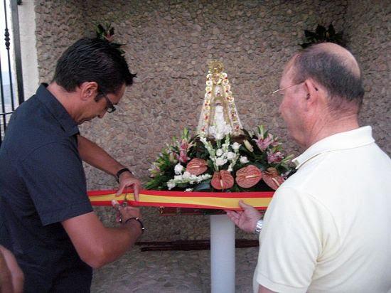Gebas dedica una capilla a la Virgen del Rocío, Foto 2