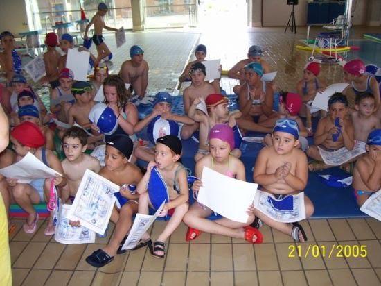 La piscina cubierta despide su temporada con broche de oro acogiendo el I Trofeo de Natación Presidente, Foto 3