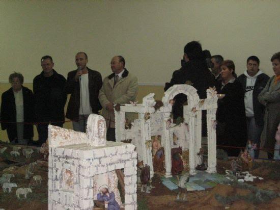 Nuevas figuras amplían el Belén Municipal , Foto 2