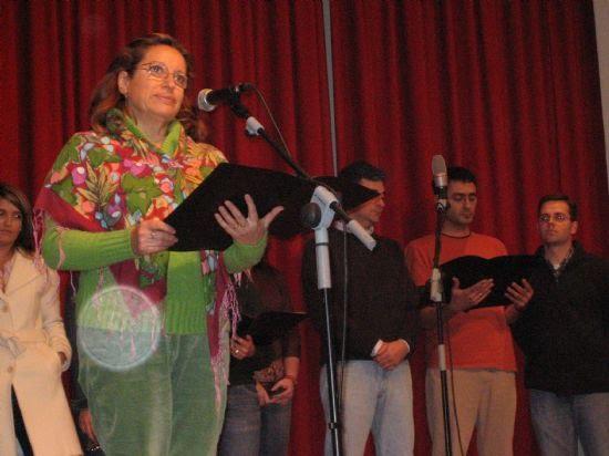 """Con la colaboración de la Concejalía de Cultura, ya se encuentra a la venta el disco de canciones navideñas """"Trébolo"""" – Su recaudación irá a parar a un proyecto benéfico en (Corire) Perú, Foto 4"""