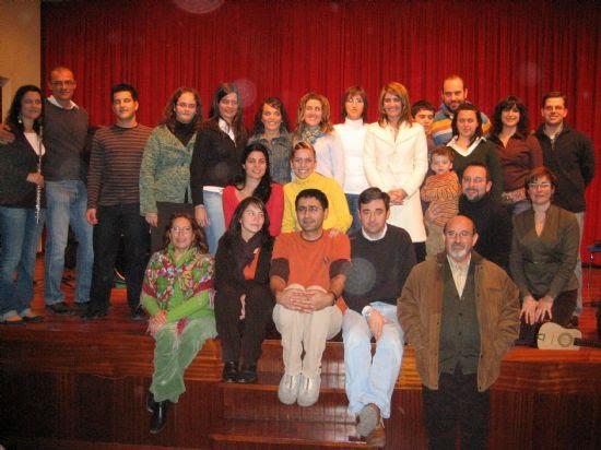 """Con la colaboración de la Concejalía de Cultura, ya se encuentra a la venta el disco de canciones navideñas """"Trébolo"""" – Su recaudación irá a parar a un proyecto benéfico en (Corire) Perú, Foto 1"""