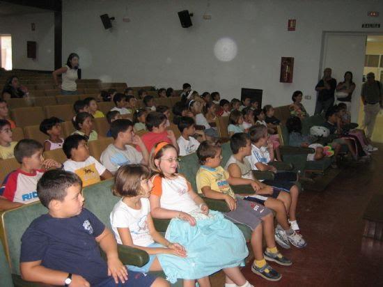 Cine independiente latinoamericano para niños en la Casa de Cultura , Foto 1