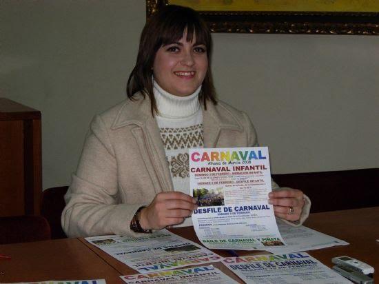 El Carnaval comienza el 3 de febrero con una fiesta infantil en la plaza de La Constitución , Foto 1