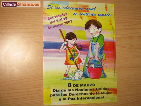 """Premio de literatura del """"Día de la Mujer"""", Foto 1"""
