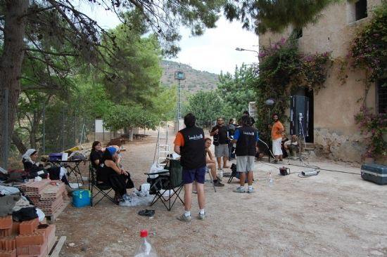 La productora Murcia Luna Itaca graba un film para Canal 7 sobre el pleito que la villa mantuvo con el Marqués de los Vélez, Foto 2