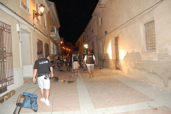 La productora Murcia Luna Itaca graba un film para Canal 7 sobre el pleito que la villa mantuvo con el Marqués de los Vélez, Foto 5