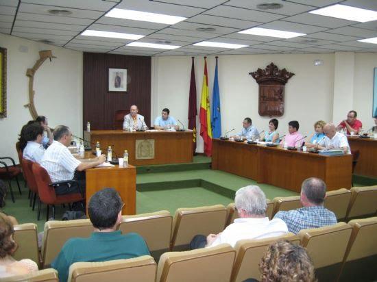 Convocada la Sesión Plenaria Ordinaria de Julio, Foto 1