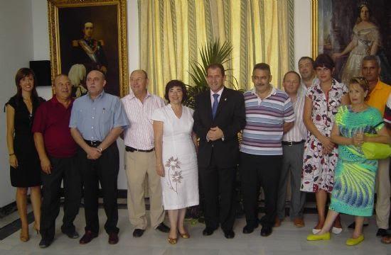El alcalde de Alhama ocupa la vicepresidencia de la Mancomunidad de Sierra Espuña, Foto 1