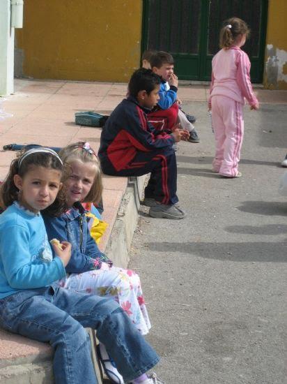 Los niños de las pedanías visitan el Parque Infantil de tráfico, Foto 4