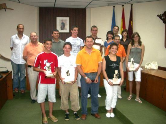 Jóvenes deportistas alhameños ocupan podium en competiciones nacionales , Foto 1