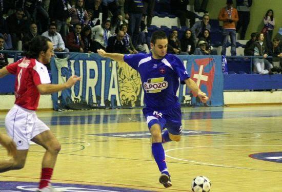 ELPOZO ALIMENTACIÓN patrocina al equipo Os Belenenses de Fútbol Sala en Portugal durante dos temporadas, Foto 2