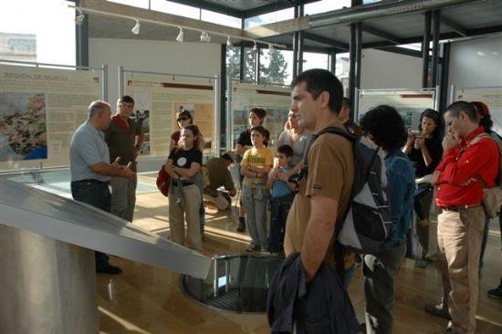 El Centro Arqueológico Los Baños recibe la visita de miembros de la Asociación para la Interpretación del Patrimonio, Foto 3