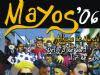 Una pintura de Jos� Luis Clares ilustra el cartel de las fiestas de Los Mayos 2006