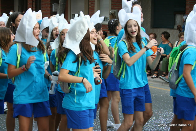 FERIA 2016 : DESFILE DE CARROZAS - 106