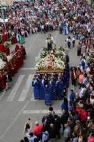 PROCESIÓN DE DOMINGO DE RESURRECCIÓN 2017 - Foto 9
